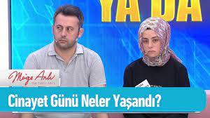 Büyükşen çiftinin komşusu Osman Bey neler anlattı? - Müge Anlı ile Tatlı  Sert 8 Mayıs 2019 - YouTube