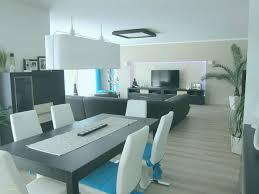 Küche Esszimmer Wohnzimmer In Einem Raum Neu Wohn Und