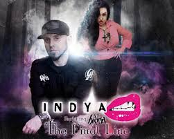 Kerrang Official Rock Chart Indya Release Tha Final Line Audio Video Feat Johnny Doom