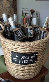 i thought this was a cute and fun gift to give the happy couple you can make up any memorable first s have fun and get creative