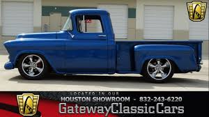 1956 Chevrolet 3100 Houston Tx - YouTube