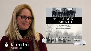 The Black Cabinet by Jill Watts (Audiobook Excerpt) on Vimeo