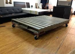 king size pallet bed bed frame with wheels queen size pallet bed plans king size bed