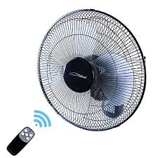 Wall Mount Fan With Remote Control Classy Wall Mount Oscillating Fan With Remote Control 32 Inch Quiet White