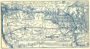 Milwaukee Road Track Charts Milwaukee Road Pacific Extension The Myth Of Superiority