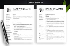 2 Page Cv Template 25 Inspirations Of Pages Cv Template Free Template Designs