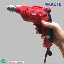 Máy khoan bắt vít mini Makute ED001 đầu kẹp 6.5mm 350W chính hãng
