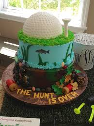 20 Hunting And Fishing Cakes Pictures And Ideas On Weric