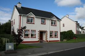 Detached house. For sale. Private treaty. 8 Melvin Fields, Kinlough, Co  Leitrim - DM Auctions Ltd Auctioneers