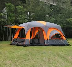 outdoor camping. Exellent Outdoor Luxury Ultralarge High Quality One Hall Two Bedrooms 6 8 10 12 Outdoor  Camping Tent 215cm Height Waterproof Party Family Tentin Tents From Sports  And Outdoor Camping