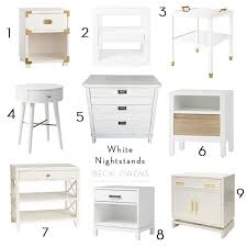 stunning white lacquer nightstand furniture. best 25 white nightstand ideas on pinterest bedroom furniture ikea and decor stunning lacquer