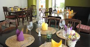 Esszimmer Restaurant Café