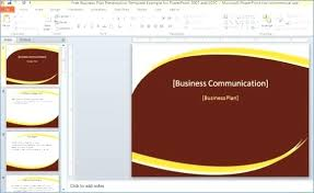 Ms Office Proposal Template Template Powerpoint Microsoft Office 2007 Proposal Templates Free