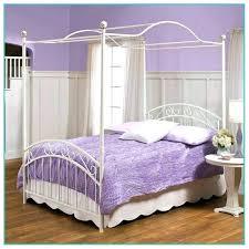 White Twin Canopy Bed Twin White Twin Canopy Bedroom Set ...