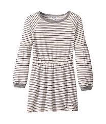Splendid Littles Yarn Dyed Long Sleeve Midi Dress Little