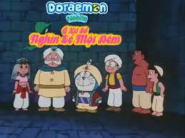 Hoạt Hình Doremon: Nobita ở xứ sở Nghìn Lẻ Một Đêm
