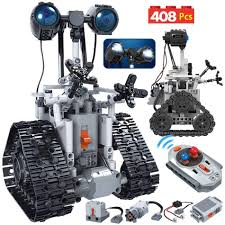 <b>ERBO 408PCS City</b> Creative RC Robot... - Online Marketing ...