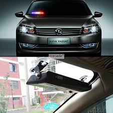 Strobe Lights For Cars Cool Wecade 60 Led 60w Car Truck Strobe Windshield Dash Lights 60 Pattern