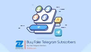 fake telegram subscribers 100