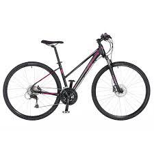 Dámsky crossový bicykel 4ever pulse disc 28'' model 2018…