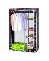 canvas closet folding canvas wardrobe canvas closet door cloth closet storage bins