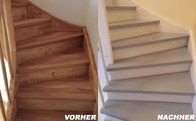 Für das belegen von treppenstufen mit holz eignen sich viele heimische gehölze und sind sowohl aus. Offene Treppen Verkleiden Oder Renovieren Lehner Munchen