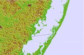 Assacorkin Island Chincoteague Bay Maryland Tide Station