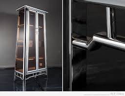 modern chinese furniture. chinese designer stainless_steel_tapered_cabinet modern furniture t