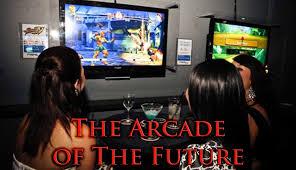 Video Game Lounge Reborn