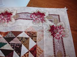 Subee Sews Quilts: A mitered quilt and a Disappearing 9-patch & I love how a mitered border adds so much more drama than a plain border.  Don't get me wrong...I do plain borders a lot. But this Medallion Edtya  Sitar ... Adamdwight.com