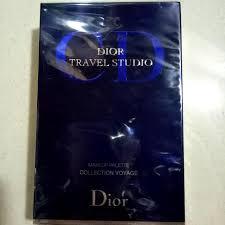 collection voyage dior travel studio dior travel studio makeup palette