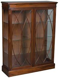 bookshelf with glass doors antique mahogany bookcase glass doors regarding bookshelf with plans bookshelf glass doors