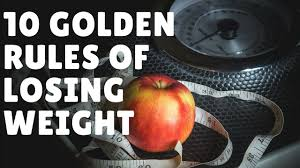 Image result for Ten Golden Rules of Dieting