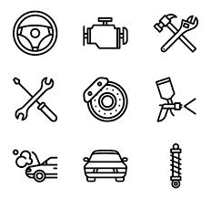 auto repair icon.  Repair Car Repair 50 Icons In Auto Repair Icon