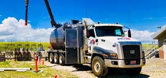 Hydro Excavator Truck Tlc Service Bozeman Water Jetting Hydro Excavation