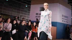 Famous Hong Kong Fashion Designers Hong Kong Fashion Week Fall Winter 2019