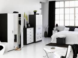 Attractive Black And White Bedroom Furniture Imagestc com.