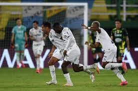 Palmeiras 'pegó primero' y venció 2-1 a Defensa y Justicia, en la ida de la  Recopa Sudamericana
