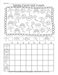 Spring Activity Worksheets For Kids Crafts And Sheets Rd Grade ...