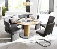 curved bench seating inspiring kitchen furniture grey upholstered curved  bench with round table and at seating
