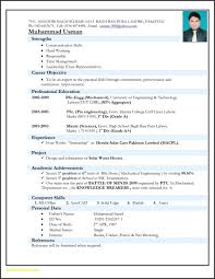 Resume Templates: Mechanical Engineering Resume Templates Mechanical ...