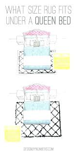 5x7 rug under queen bed what size area rug under queen bed bedroom for queen bed