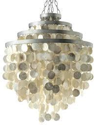 capiz shell chandelier flower pendant large capiz shell chandelier uk