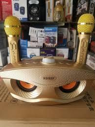 Loa karaoke mini Mắt Cú sd306, giá tốt nhất 670,000đ! Mua nhanh tay!