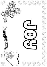 Small Picture Joy coloring pages Hellokidscom