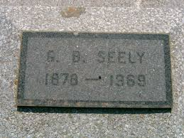 George Berton Seely (1878-1969) - Find A Grave Memorial