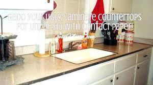 how to redo countertops without replacing update kitchen update