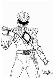 Power Rangers Coloring Pages For Kids Printable Coloring Page For Kids