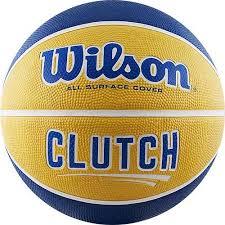 <b>Мяч баскетбольный WILSON Clutch</b> Желтый, купить в интернет ...