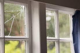 professional broken window glass repair
